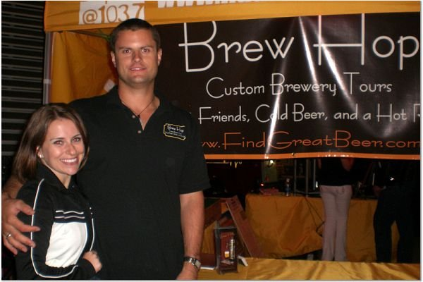 Brew Hop Co-Founders